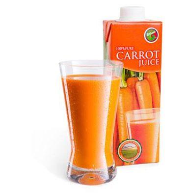 Rugani Carrot Juice
