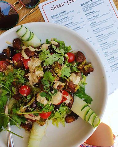 vegan-buffet-salad