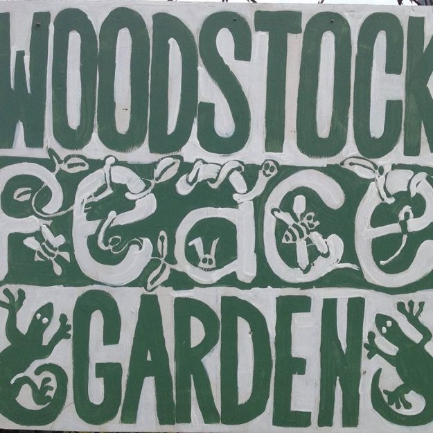 Woodstock Peace Garden