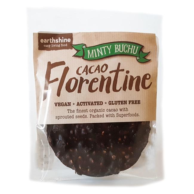 Cacao Florentine Minty Buchu