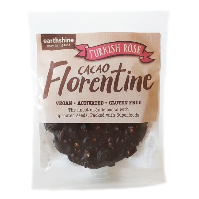 Cacao Florentine Turkish Rose