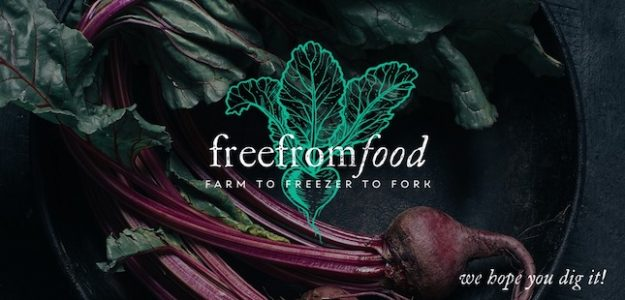 cropped FreeFromFood organic meals banner